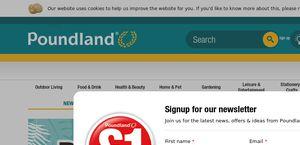 Poundland.co.uk