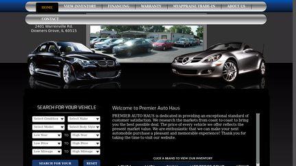Premierautohaus.com