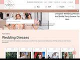 Pre Owned Wedding Dresses.com