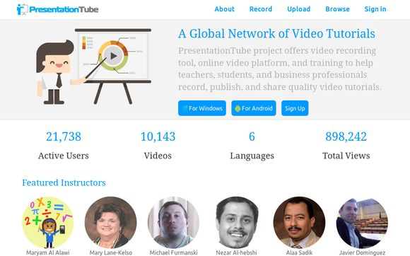 PresentationTube.net