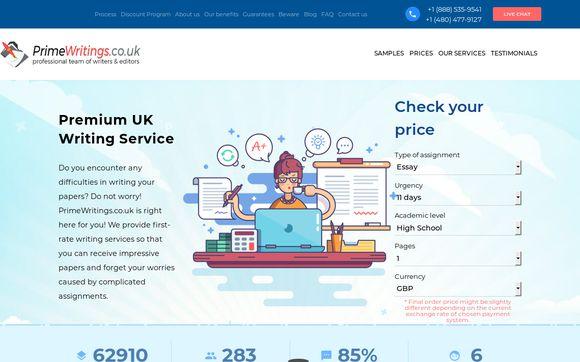 Primewritings.co.uk