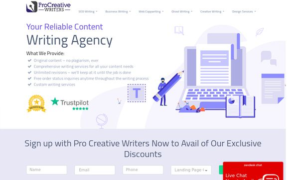 ProCreative Writers