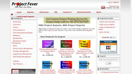 ProjectFever.com