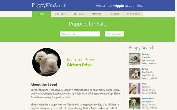 PuppyFind.com
