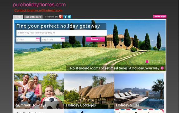 PURE Holiday Homes