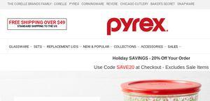 Pyrexware.com