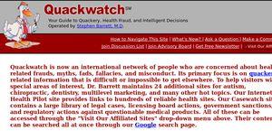 Quackwatch.org