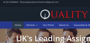 QualityAssignmentService