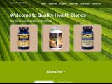 Welcome to Quality Health Blends