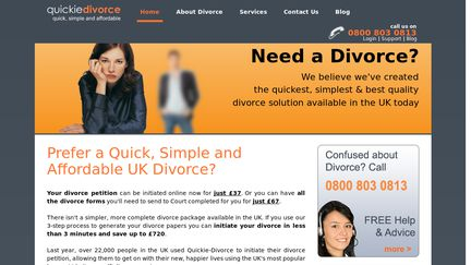 Quickie-Divorce
