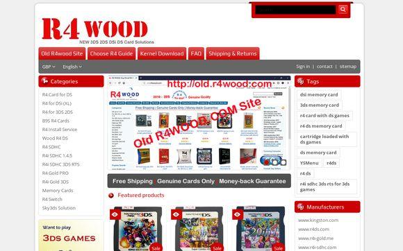 R4wood