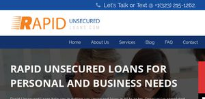 Rapid  Unsecured Loans