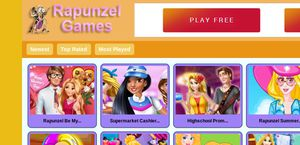 RapunzelGames.org