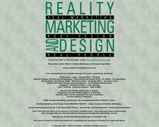 Reality Marketing And Design