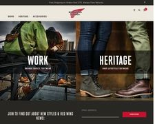 Red Wing Shoe Co