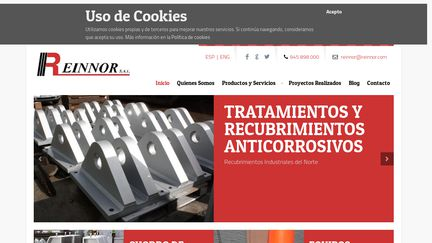 Reinnor Anticorrosion Treatments and Coatings