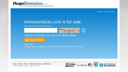 Remoteunlocks