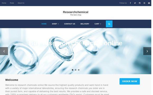 Researchchemicalonline.net