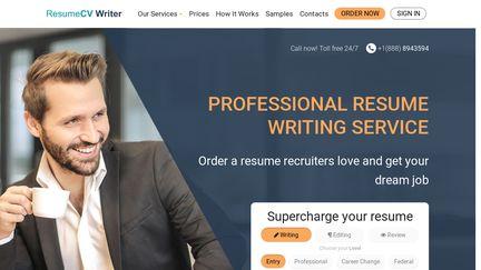 ResumeCV Writer