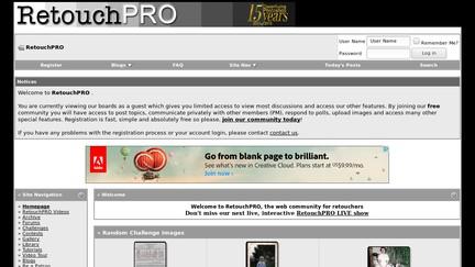 Retouchpro.com