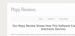 ReviewMSpy