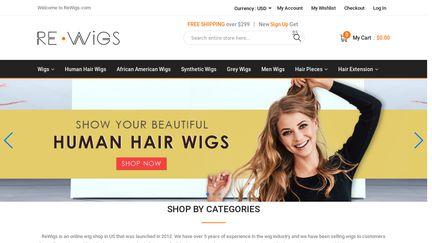 Re Wigs