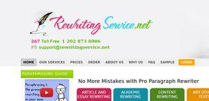 RewritingService.net