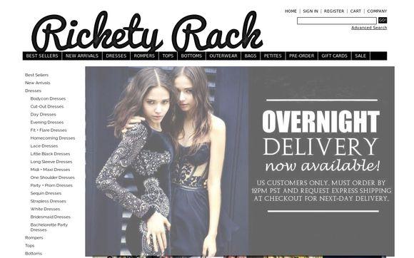 Rickety Rack