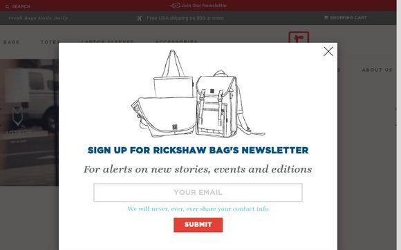 Rickshaw Bag's