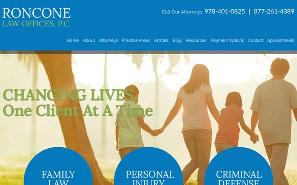 Roncone Law Offices, P.C.