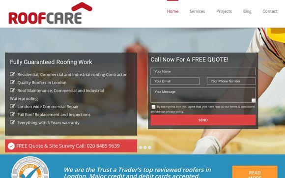 Roofcarelondon.co.uk