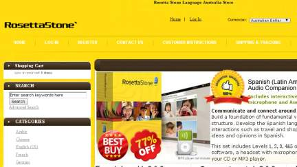 Rosettastonesaustralia.com