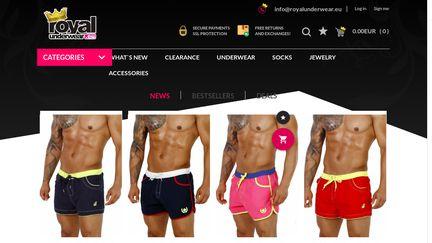 RoyalUnderwear.eu