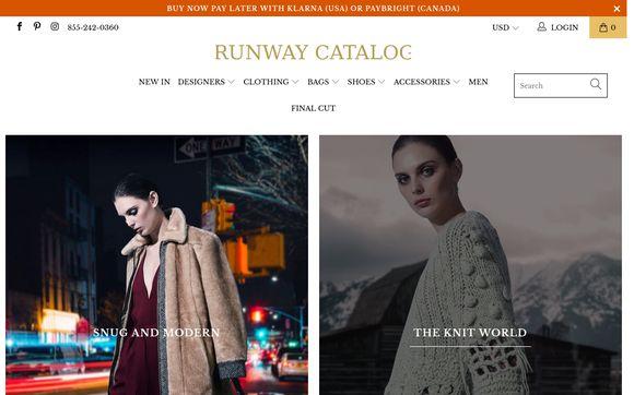 Runway Catalog