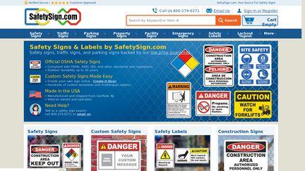 SafetySign