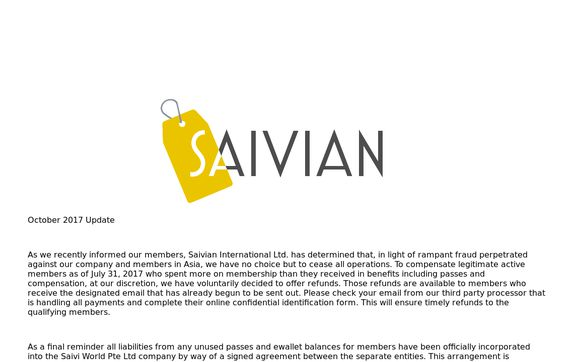 Saivian International