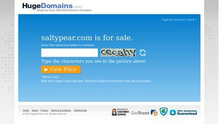 Saltypear.com