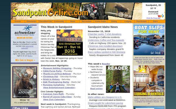 SandpointOnline.com