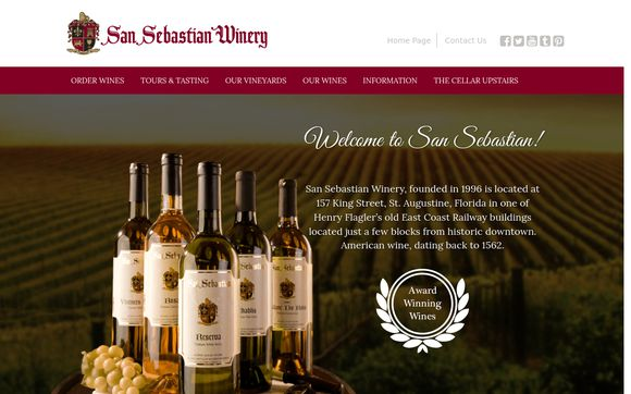 San Sebastian Winery