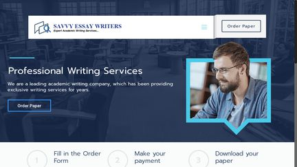 Savvy Essay Writers