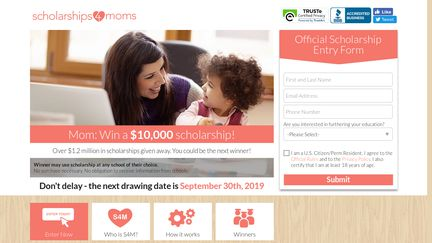 Scholarships4moms