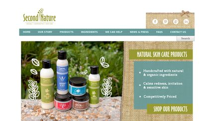 Second Nature Skin Care
