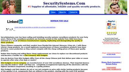 SecuritySystems.Com