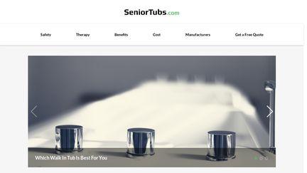SeniorTubs