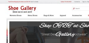 Shoegalleryonline.com