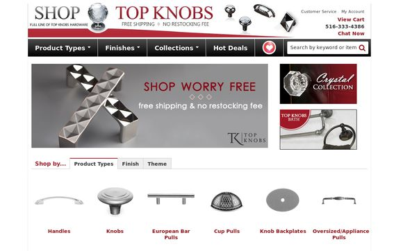 Shop Top Knobs