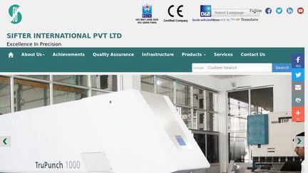 Sifter International PVT LTD
