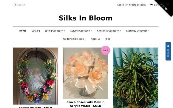 Silks In Bloom