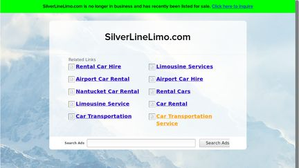 Silver Line Limo