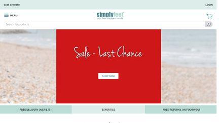 SimplyFeet.co.uk